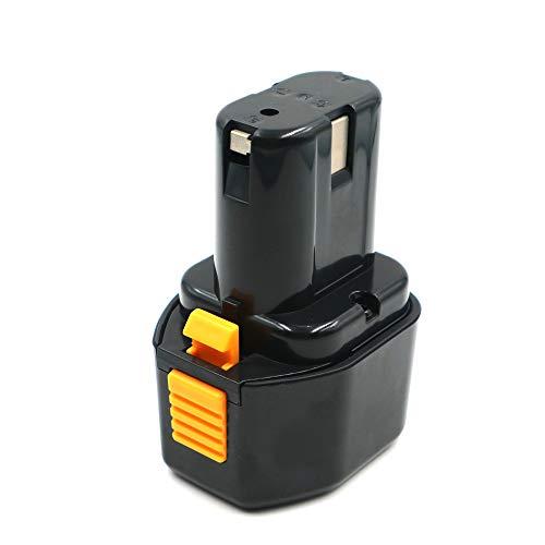 Replacement 7.2V 1500mAh Battery for HITACHI EB712S EB714S 325292 FEB7S NR90GC2 NR90GC3 D10dB D10DC DN10DAT DN10DSA DN10DVA DN6DM DN7DT DN7DV DS7DV…