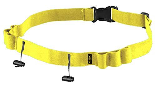 42K Running - Cinturon portadorsal 42K Bib Belt Fluor Yellow