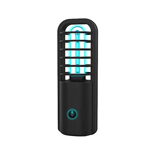 UV-Entkeimungslampe UVC Desinfektion Lampe USB Aufladbare Tragbare Mini-Sterilisation Licht 2.5W Für Auto-Haus Innen