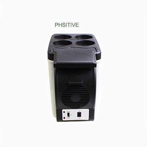 L&Z Réfrigérateur Portatif De Réfrigérateur De Voiture Du Réfrigérateur 12V 12L Incubateur De Réfrigérateur De Voiture