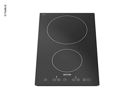 Thetford 932970316 - Cocina de inducción con 2 Placas (230