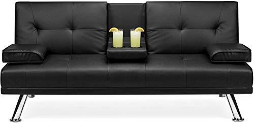 Sofá cama esquinero con chaise longue y cajón reversible derecho e izquierdo
