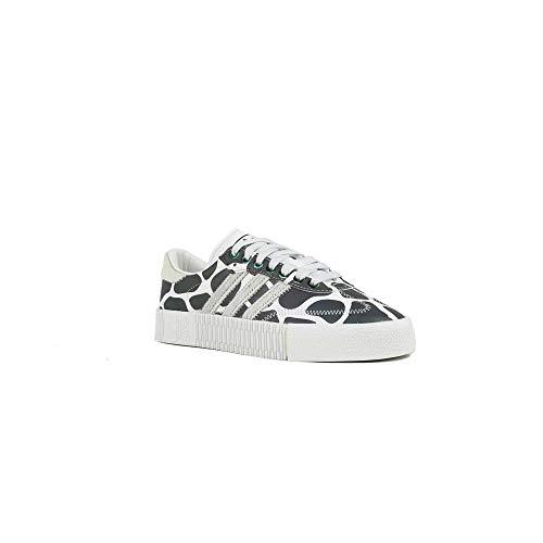 Zapatillas para Mujer Adidas Sambarose Color Crystal White Zebra Talla 36 2/3