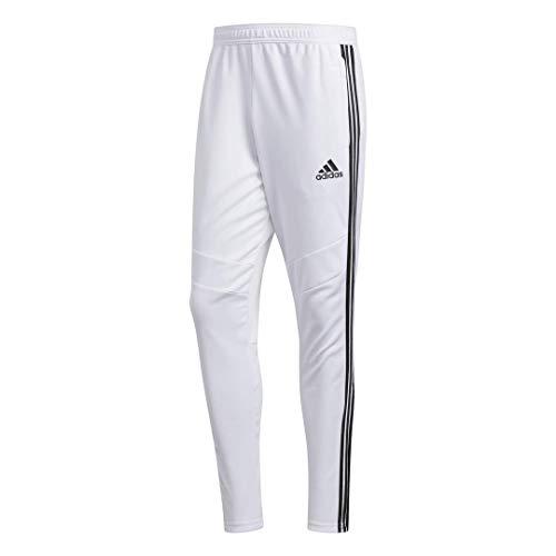 adidas Herren Tiro19 Trainingshose, Herren, Tiro19 Training Pants, weiß/schwarz, Small