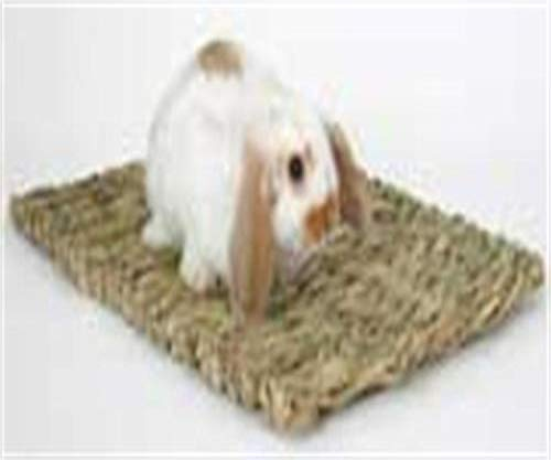 Peter's Woven Grass Mat for Rabbits