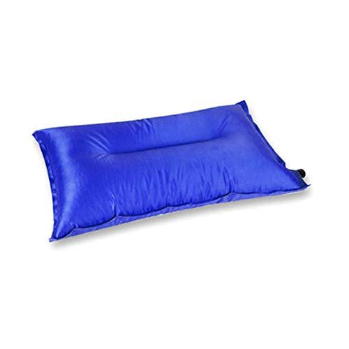 1 almohada inflable ultraligera de viaje inflable, portátil, compacta, para uso doméstico