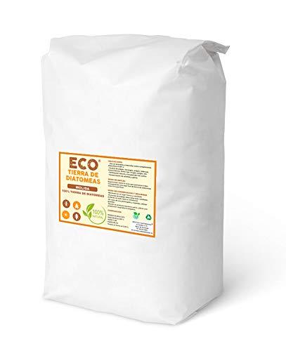 ECO Tierra de diatomeas Molida 25kg - Producto 100% Natural