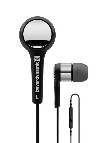Beyerdynamic MMX 102 iE In-Ear Headset schwarz/silber
