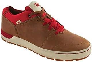 حذاء رياضي من كاتربيلار للرجال - احمر لاس