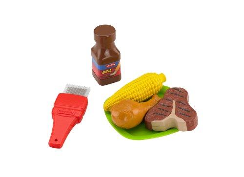 Price comparison product image Fisher-Price Grill Accessory: Chicken & Steak