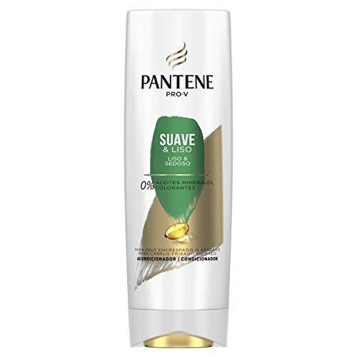 Pantene Pro-V doux et lisse Après-shampooing pour cheveux encrespado ou à sec – 300 ml