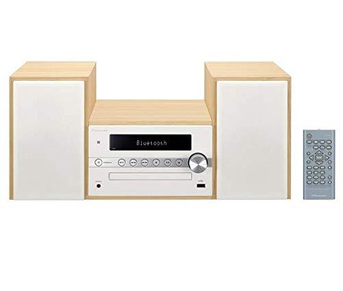 Microcadena Hifi Pioneer X-Cm56-W Blanca - 30W - Cd - Fm/Am - Usb - Aux In - Bluetooth - Nfc - 4 Ecualizaciones - Mando A Distancia