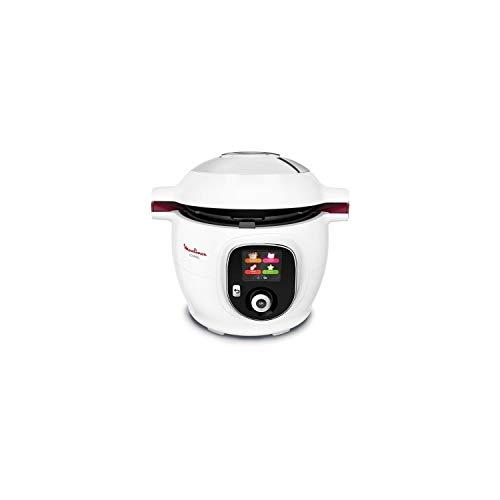 MOULINEX Multicuiseur Intelligent COOKEO 100 recettes + Louche CE7001-00
