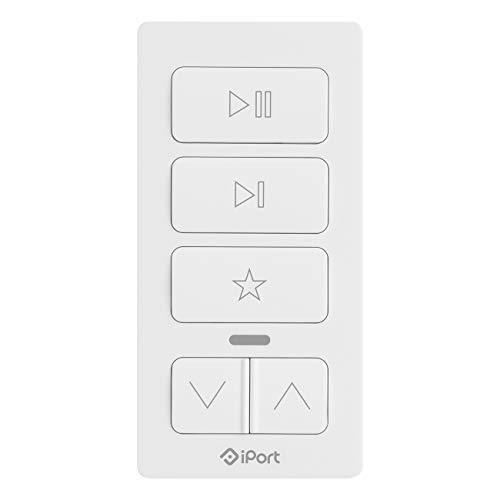 iPort xPRESS Die Fernbedienung für SONOS - steuern Sie jedes Sonos Gerät in Ihrem Haus
