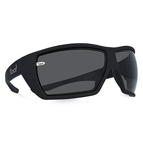 gloryfy unbreakable eyewear Sonnenbrille G12 black, schwarz