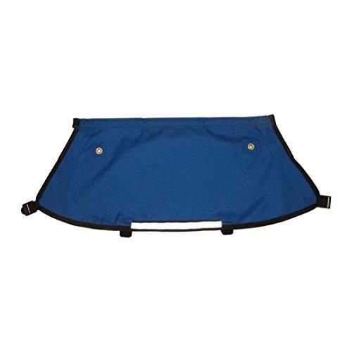 XLC Unisex– Erwachsene Carry Van Fahrradanhänger, blau, 1size