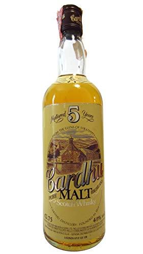 Cardhu - Pure Highland Malt - 5 year old Whisky