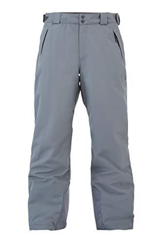Spyder Herren Mesa Insulated Ski Pants Unterhose, Bild in Grau, X-Large