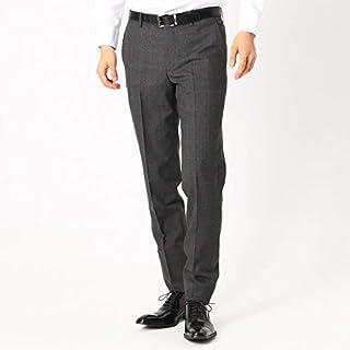 コムサイズムメンズ(COMME CA ISM) 《セットアップ》 カノニコ super120's グレンチェック スーツパンツ