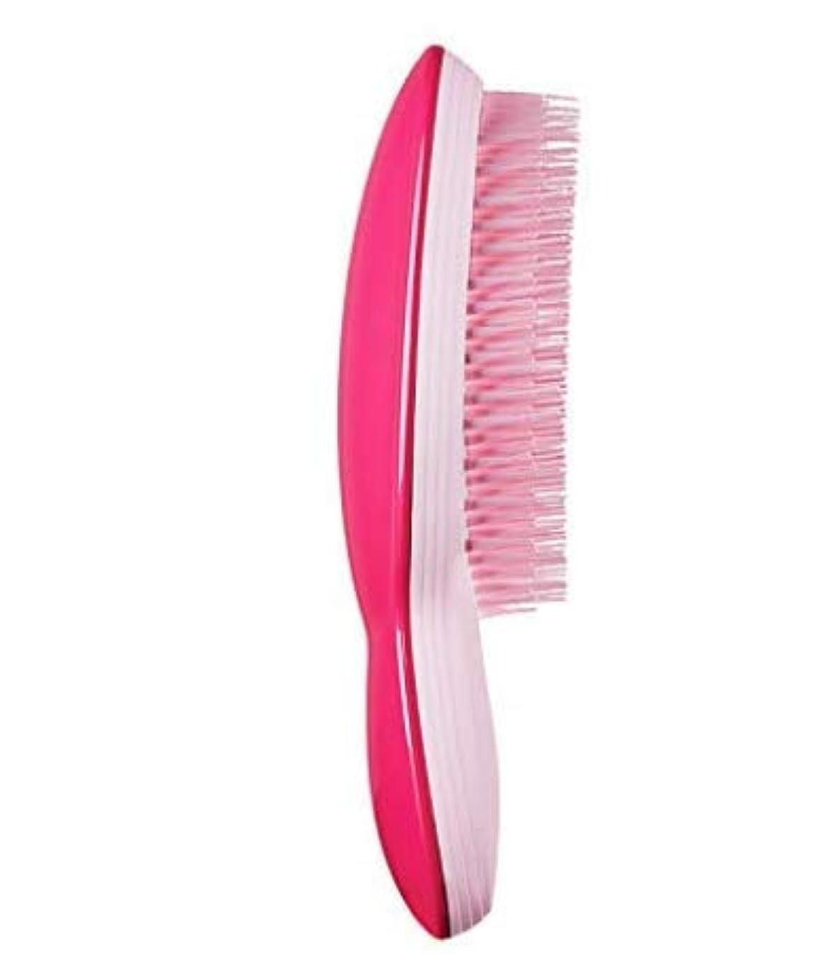 酔った銀行意欲ケイト王ハオは、旬の髪の櫛のマッサージは、美しい髪のかつらの髪の延長特別な家庭用櫛 (Color : ピンク)