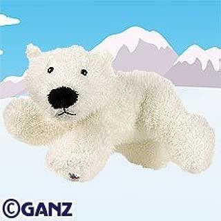 Webkinz Polar Bear Pet Of The Month December 2010 + Free 20-Pack Of Licensed