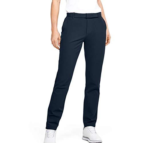 Under Armour Women's Links Pants , Academy Blue (408)/Academy Blue , 4