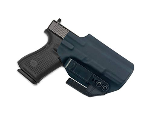 MIE Productions: IWB Holster: Canik TP9SF Elite w/Claw (Black-Right Hand, w/Claw)