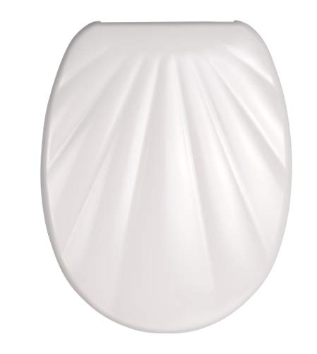 RIDDER WC-Sitz Shell mit Soft-Close weiß