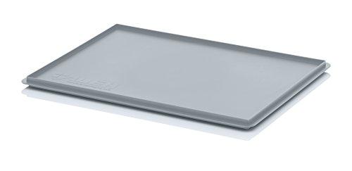 Deckel für Auer Eurobehälter 60 x 40 * Auflagendeckel