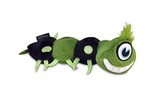 P.L.A.Y. (Pet Lifestyle And You) Monster Jouet Collection Scurry Monster avec couineur pour Animal Domestique Jouet, Vert