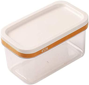 Butter dish lid plastic butter Bell refrigerator butter dish butter box 41