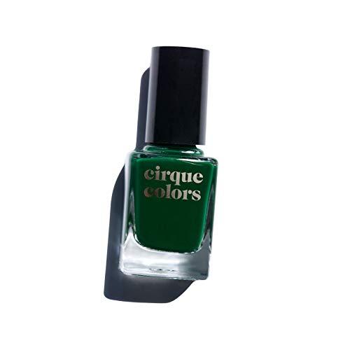 Cirque Colors Crème Nail Polish - 0.37 fl. oz. (11 ml) - Vegan, Cruelty-Free, Non-Toxic Formula (McKittrick)
