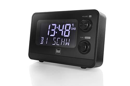 Dual DAB CR 10 - Digitalradiowecker mit USB-Charging-Funktion