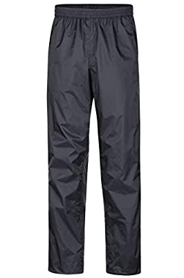 Marmot PreCip Eco Pant - Black - Large