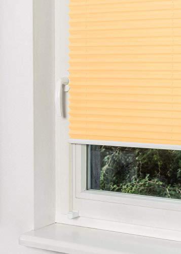 Plissee Gelb HOME-VISION - 3