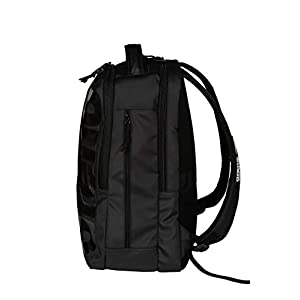 31FLHJw1gKL. SS300  - Arena Fast Urban 3.0 All-Black Bags, Adultos Unisex