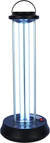 ZINAS Generador de ozono negro medio