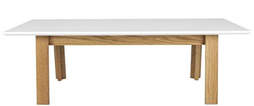 Preisvergleich Produktbild Tenzo Couchtisch,  Eiche,  Weiß