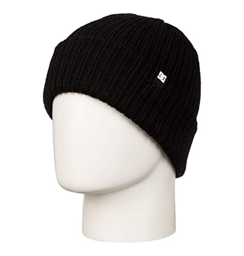 DC Shoes Fish n' Destroy Bonnet Homme, Black, FR Unique (Taille Fabricant : 1SZ)