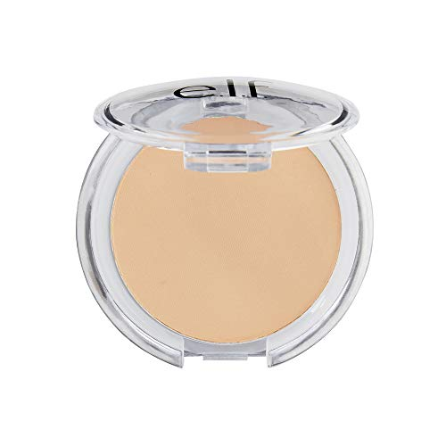 e.l.f, Prime & Stay Finishing Powder, Lightweight, Tinted, Long Lasting, Blurs Imperfections, Smooths Fine Lines, Controls Shine, Sets Makeup, Light/Medium, 0.17 Oz