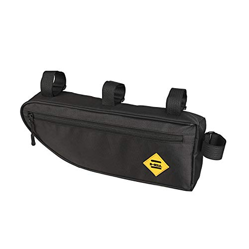 MOOCi Bicycle Angle Frame Triangle Bicycle Frame Bag Waterproof Bicycle Triangle Bag Bicycle Bag Under The Tube Bag Professional Bicycle Accessories