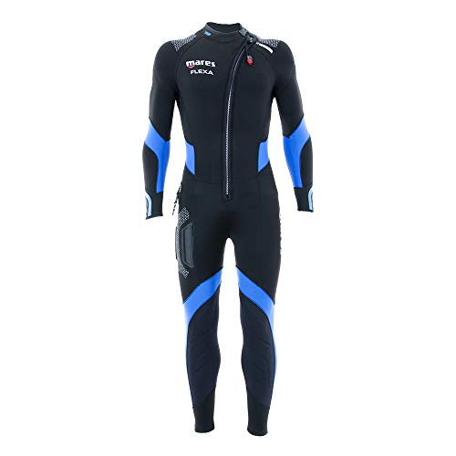Mares Unisex-Adult Flexa Wetsuit, Mehrfarbig, FR : XL (Taille Fabricant : S5)