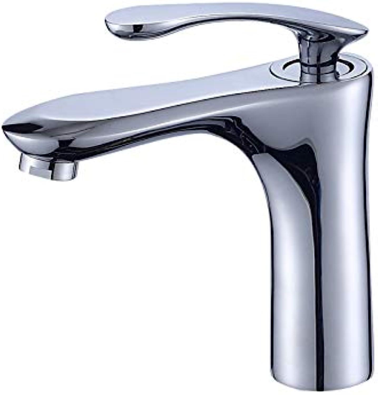 Bathroom Sink Basin Lever Mixer Tap Table Basin Bathroom Cold and Hot Washbasin Bathroom, Basin, Table Basin, Bathroom, Single Hole Copper