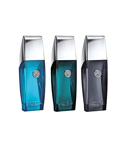 Mercedes Benz VIP Club Eau de Toilette Miniaturen 3x7ml
