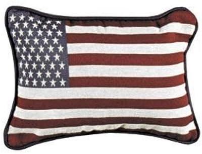 United States Flag Pillow