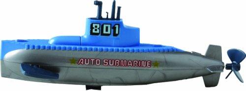 House of Marbles Uhrwerk, U-Boot
