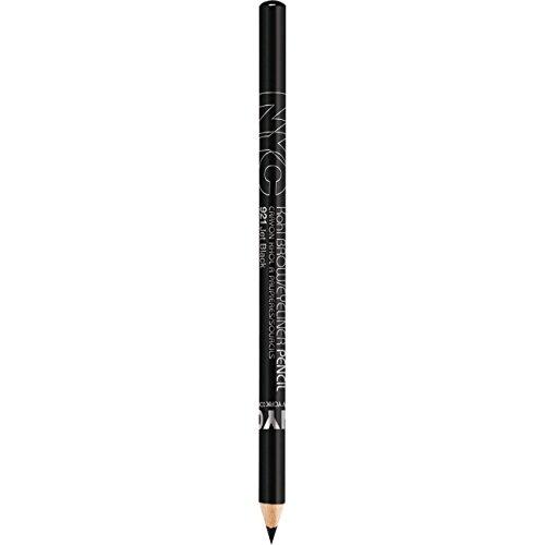 NYC Classic Brow & Liner Pencil - Jet Black
