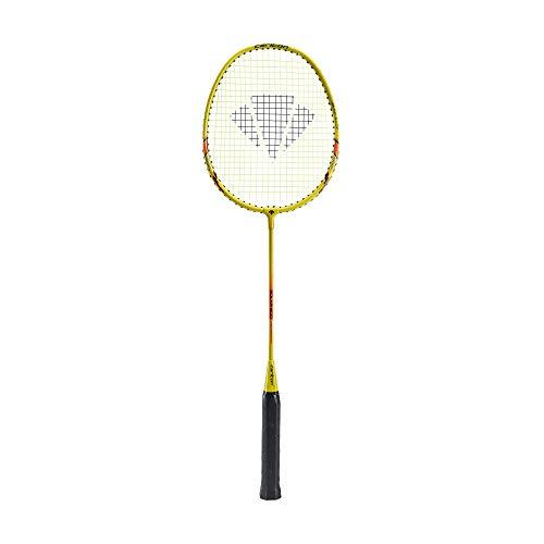Carlton Solar 600 Badminton Racket, Yellow