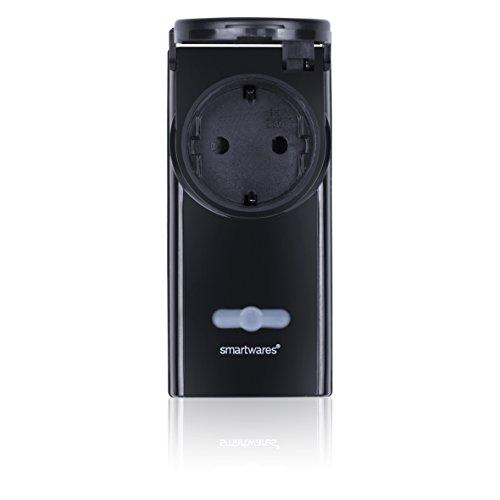 Smartwares SH5-RPS-36B SmartHome Funk-Schalter für Außen 3600 Watt 240 V