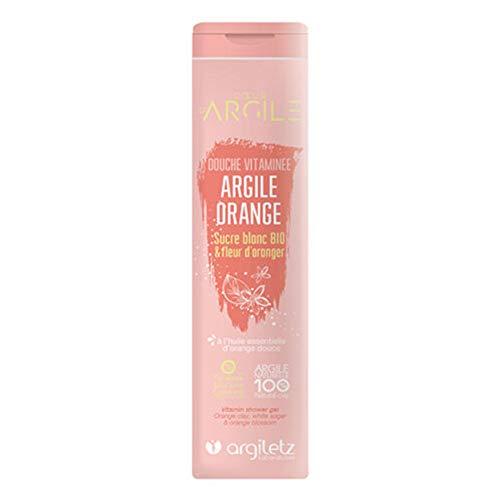 Argiletz - Argiletz Gel Douche Vitamine Orange 250ml Argile